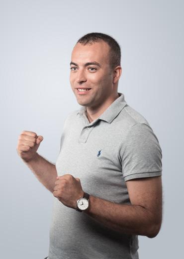 Haitham Ben Rhouma, Sales Director Associate Partner, Medianet