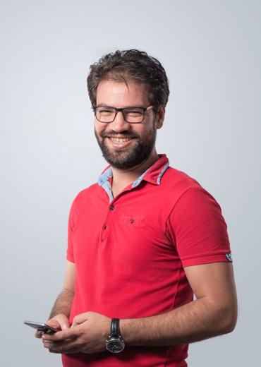 Hazem Trabelsi, Mobile Team Leader, Medianet