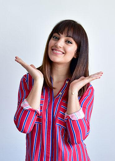 Nesrine Nairi, Digital design team leader, Medianet