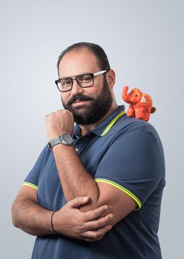 Slim Saîed, Design Team Leader, Medianet