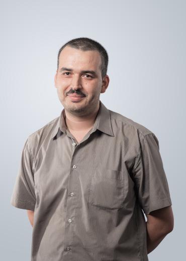 Zied Tlili, Hosting & System Administrator Team Leader, Medianet