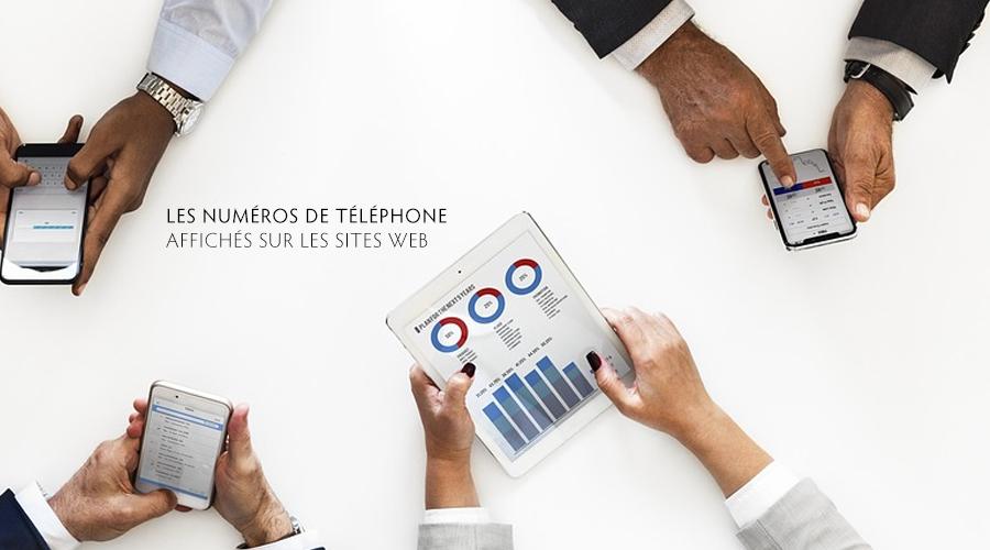 Les numéros de téléphone affichés sur les sites web fonctionnent-ils vraiment ?