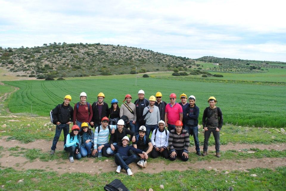 TeamBuilding Spéléologie «Grotte Ghar CRISE»