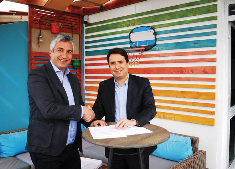 MEDIANET développe et lance la plateforme électronique B2bTextile
