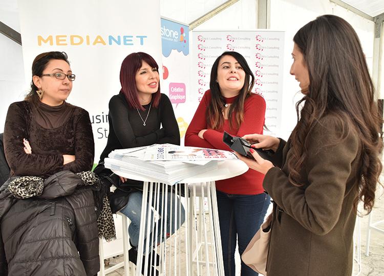 MEDIANET participe à l'événement Talent4tech