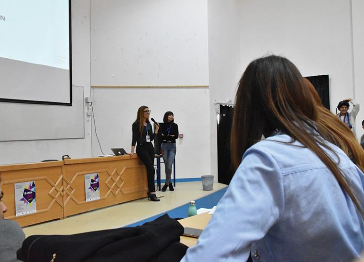 MEDIANET présente au Webcamp ISAMM 2017