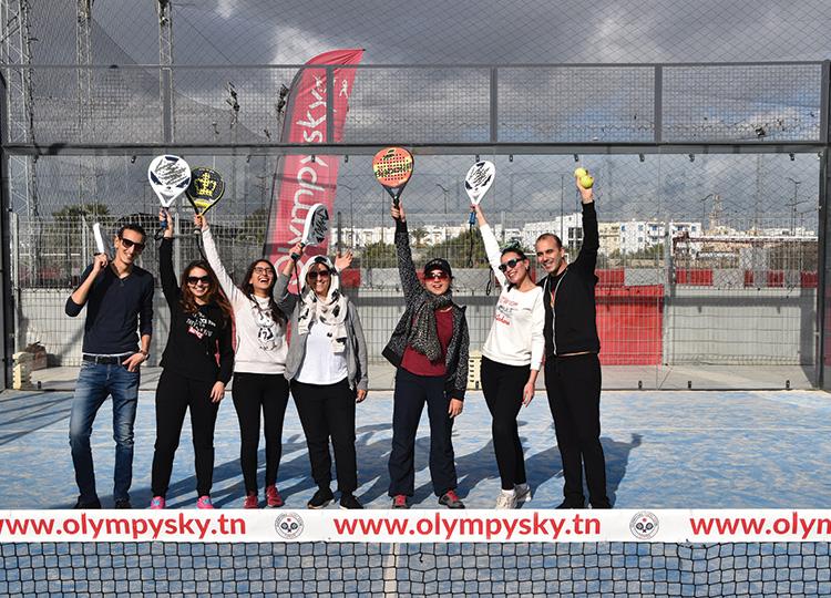 Journée sportive à Olympysky