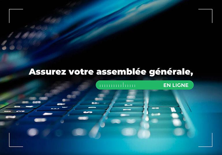 MEDIANET met en place sa solution FULL DIGITALE pour l'organisation des Assemblées Générales