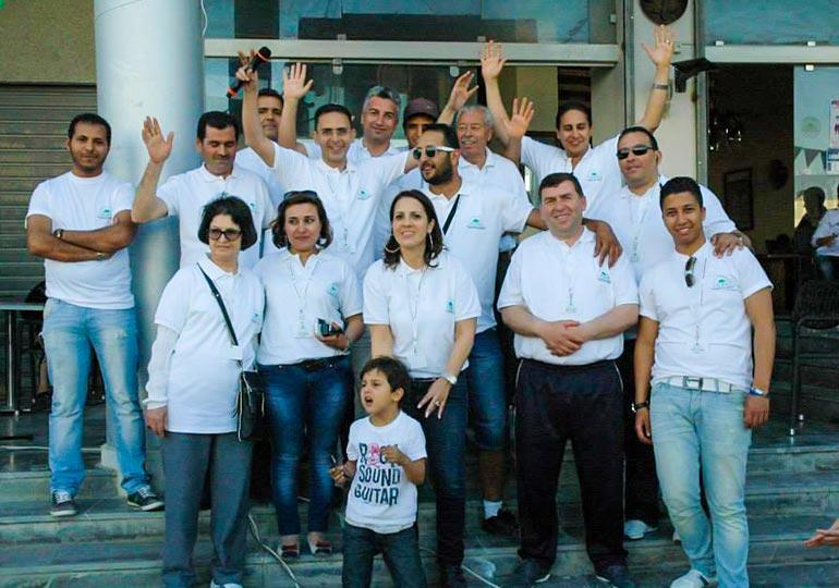 MEDIANET sponsorise une action citoyenne : La fête des voisins