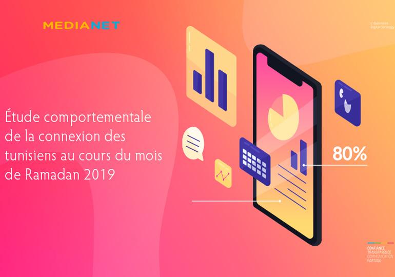 Etude comportementale des internautes tunisiens sur le web au cours du mois de Ramadan 2019