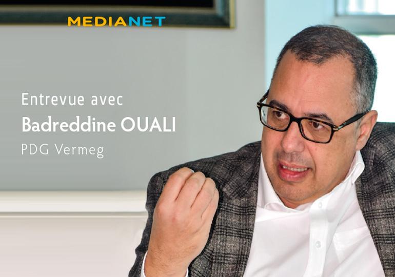 Entrevue de MEDIANET avec Badreddine OUALI PDG Vermeg ...