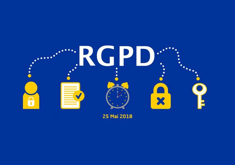 La loi RGPD...Ce qu'il faut savoir sur la protection des données personnelles