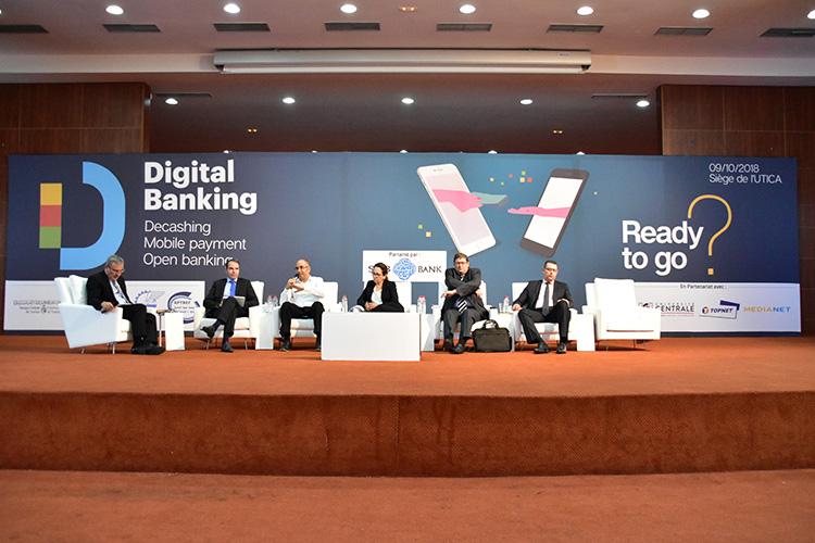 MEDIANET sponsorise l'événement Digital Banking