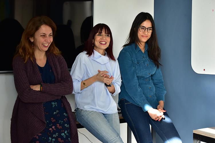 Journée de visite des étudiants de l'IHET