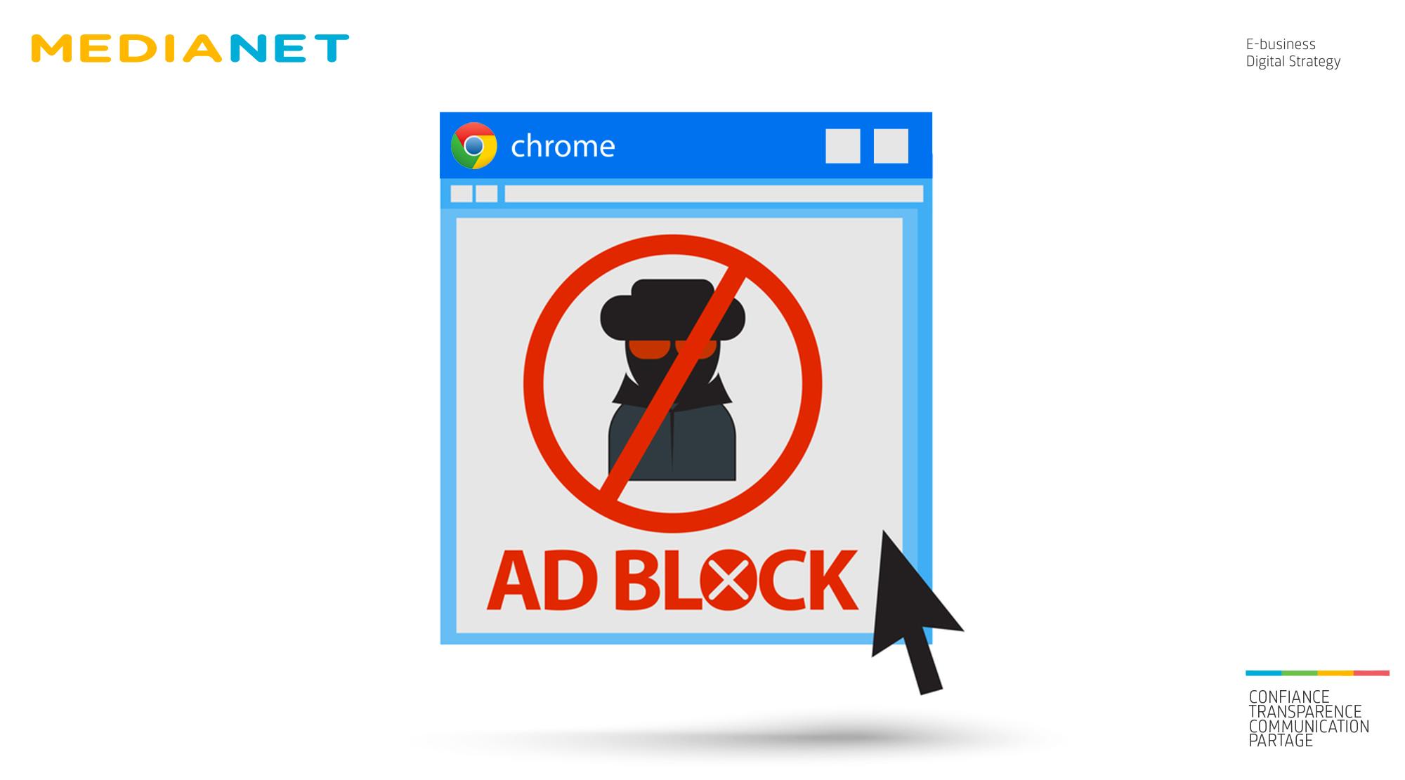 Google : mise à jour de Chrome ; la version 71 est dotée de son propre bloqueur de publicités