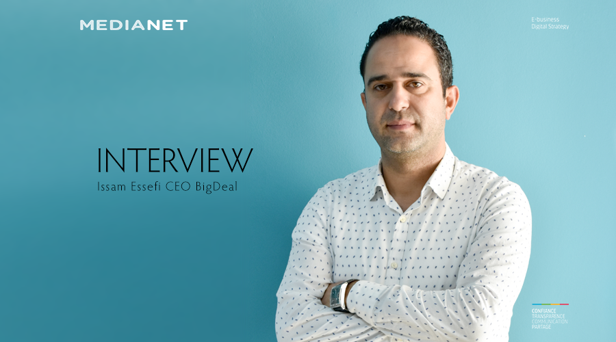 Interview de Issam Essefi CEO BigDeal