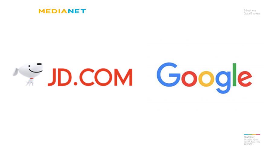 Google investit 550 millions de dollars dans '' l'Amazon chinois '', JD.com