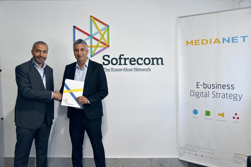 MEDIANET & Sofrecom Tunisie pour une Afrique plus digitale !