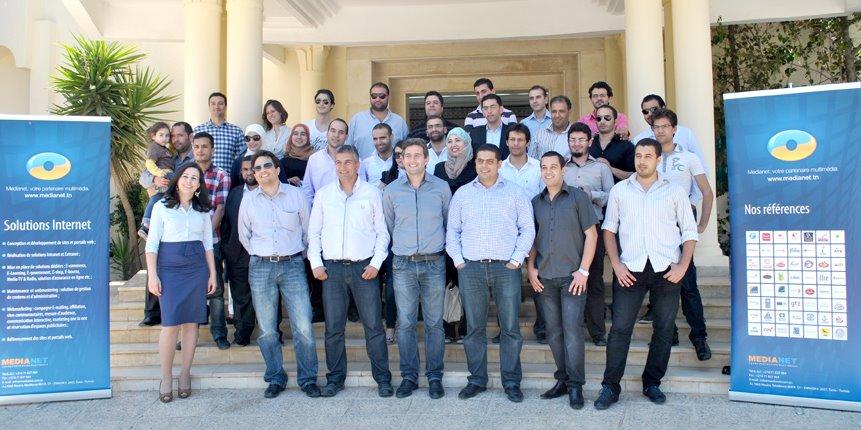 Séminaire de communication interne MEDIANET 2012